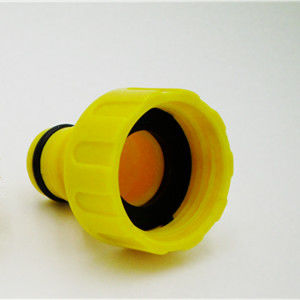 Hose Pipe Connector For Mixer Tap , Outdoor Screw Tap Hose Connector