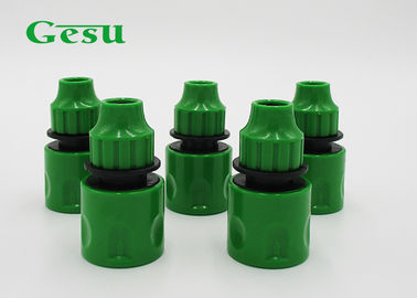 China Shatterproof Plastic Garden Hose Connectors For Water Filtration Systems supplier