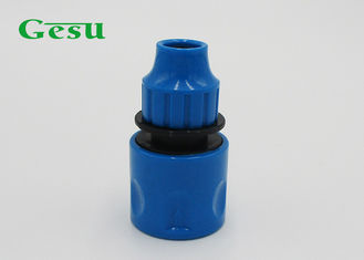 China Watering Plastic Garden Hose Connectors , Multi Purpose Garden Pipe Fittings supplier