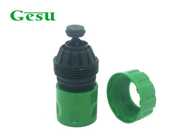 China Customize Color Plastic Garden Hose Connectors For Home Easy installation supplier