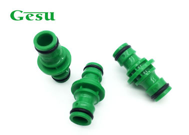 China Corrosion Resistant Plastic Garden Hose Connectors For Horticulture Irrigation supplier