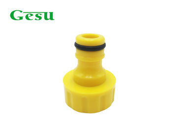 China Hose Pipe Connector For Mixer Tap , Outdoor Screw Tap Hose Connector supplier