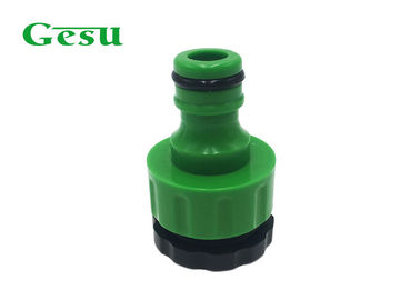 "China Garden Water Hose Connectors Hose Tap Adapter With 1/2"" - 3/4"" BSP Thread supplier"