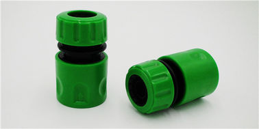 China ABS Garden Hose Y Connector , Lightweight Plastic Hose Quick Connectors supplier