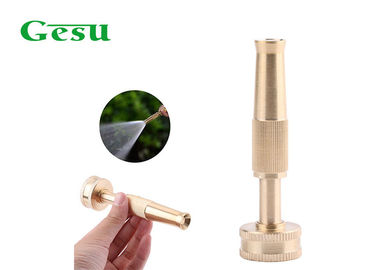 High Pressure Garden Adjustable Sprinkler Nozzle American Standard Thread