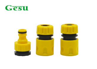 Universal Hose Connector Set ABS Plastic Quick Connect Fittings For Water