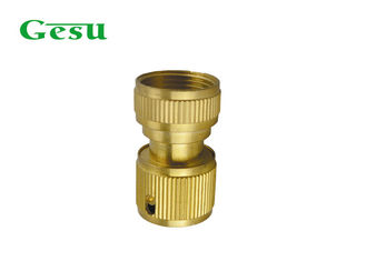 "Garden 3/4"" Female Threaded Brass Hose Quick Connect Hose End Connector"
