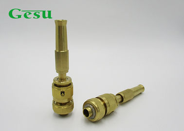 Watering Garden Hose Nozzle Settings And Brass Hose Connectors Customized