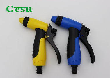 Quick Connect Adjustable Spray Nozzle For Garden Hose High Pressure