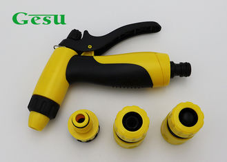 China High Pressure Spray Nozzle Set For Garden Watering And Watering Car supplier