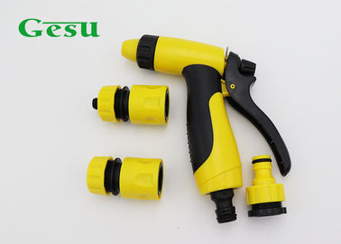 Multifunctional Spray Nozzle Set ABS And PP Material Adjustable Flow Control