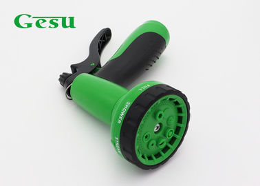 China Slip Resistant Plastic Hose Spray Nozzle With Variable Flow Control supplier