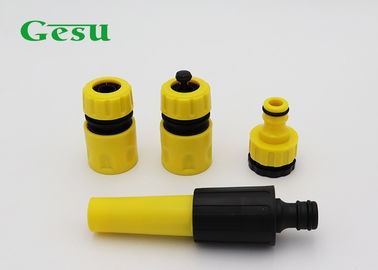 Leakproof Multi Pattern Hose Nozzle / Pressure Hand Watering Nozzles