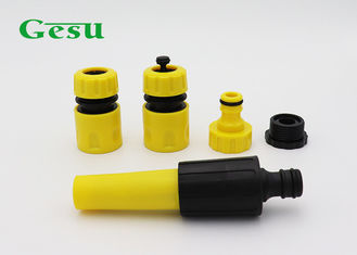 Powerful Hose Spray Nozzle Set With All The Fittings Customized Size