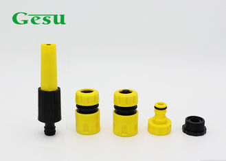 Quick Connect Spray Nozzle Set For Large Lawn Areas Weather Resistance