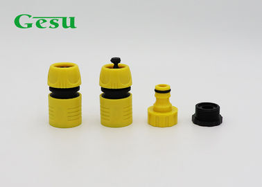 China Universal Hose Connector Set ABS Plastic Quick Connect Fittings For Water supplier