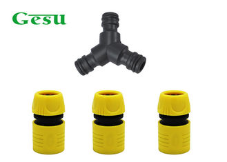 China Quick Adapter Tap Hose Connector Set For Home Garden Easy To Operate supplier