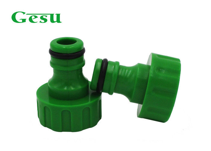 Tap To Pipe Connector Plastic Garden, Garden Hose To Pvc Pipe Fitting