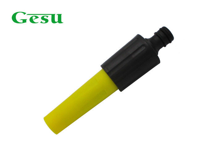 Pipe Cleaning Twist Garden Hose Spray Nozzle With 3 6 Bar Working Pressure