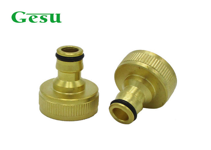 Corrosion Resistant Brass Thread Adapter For Home And Garden Irrigation
