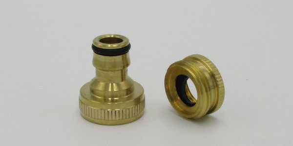 Brass Faucet To Garden Hose Adapter Outside Water Tap Connections