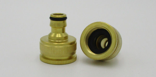 Garden Hose Brass Thread Adapter Female Garden Pipe Fittings Durable No Rust